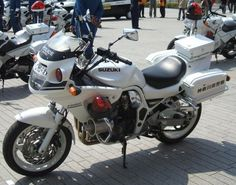 the fuzz on a Suzuki