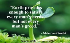MORE: Quotes On Save Earth ...