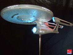 Enterprise Model, Starship Enterprise, Star Trek Models, Jj Abrams, Star Trek Starships, Star Trek Ships, Concept, Military Aircraft, Spaceship