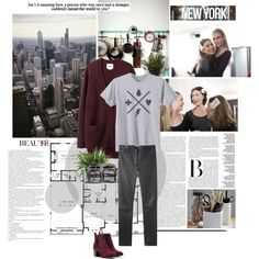 """695. wake me up on friday"" by hortensie on Polyvore"