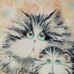 "Kim Haskins Cats | It's SO fluffy!"" Mother's Purridge, Kim Haskins"