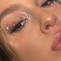 Edgy Makeup, Makeup Eye Looks, Eye Makeup Art, Cute Makeup, Pretty Makeup, Skin Makeup, Makeup Inspo, Makeup Inspiration, Makeup Eyeshadow