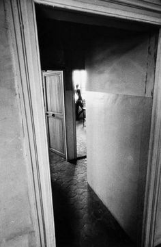 Distant Nude by Jeanloup Sieff, 1972.