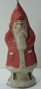 Christbaumschmuck Dresdner Pappe Weihnachtsschmuck Weihnachtsmann Santa Claus 10 | eBay