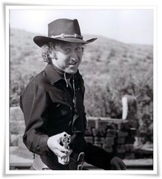 Gene Wilder as Jim The Waco Kid Mel Brook's Blazing Saddles