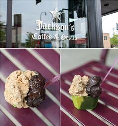 Gelato in Minneapolis-St. Paul: Jackson's Coffee and Gelato