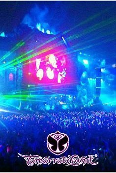 Tomorrowland Festival, Belgium