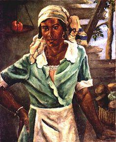 The Vendor - Albert Huie
