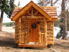 log cabin playhouse usa | Please note: We may be able to customize other sizes.
