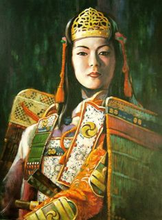 Salaam et Paalam | iusaaset: Tomoe Gozen Onna Bugeisha, or female samurai Tomoe Gozen (巴 御前?) (1157?–1247), pronounced [tomo.e], was a late twelfth-century female samurai warrior (onna bugeisha), known for her bravery and strength. She is believed to have fought in and survived the Genpei War (1180–1185).