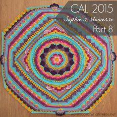 Sophie's Universe Part 8 {CAL 2015}