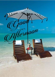 feet in the sand & head in the clouds❤️☀️❤️ Keeping it HAPPY! Lazy Sunday Afternoon, Good Afternoon Quotes, Good Morning Good Night, Good Morning Images, Good Morning Quotes, Night Time, Afternoon Messages, Morning Memes, Emoji Love