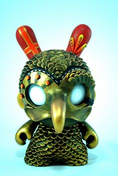 Kescha - for SDCC - Rsin Art - Toy Art