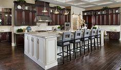 Robert LV MonteBello Kitchen | Monte Bello At Summerlin | Richmond American  Homes