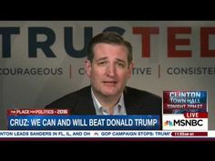 Ron Nehring on MSNBC | March 14, 2016 | Ted Cruz for President - YouTube