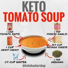 Looking for some easy keto diet recipes? Check out 3 Tasty & Proven Keto Recipes which will only satisfy your hunger but will also help you in weight loss. Ketogenic Recipes, Low Carb Recipes, Diet Recipes, Recipies, Soup Recipes, Vegan Recipes, Cetogenic Diet, Low Carb Diet, Paleo Diet