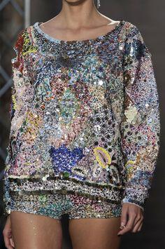 Défilé Fred Sathal Automne-hiver 2014-2015 Haute couture -...