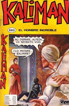 imagenes de historietas kaliman - Buscar con Google