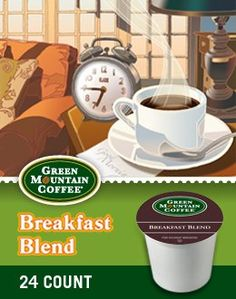 BREAKFAST BLEND COFFEE K CUP 120 COUNT -- Click on the image for additional details.