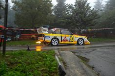 Legenden der Leidenschaft | Audi Sport Quattro S1  - Rallylegend 2015 | Heldth