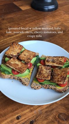 Vegan Recipes Easy, Whole Food Recipes, Cooking Recipes, Vegetarian Dinners, Vegetarian Recipes, I Love Food, Good Food, Food Goals, Vegan Foods