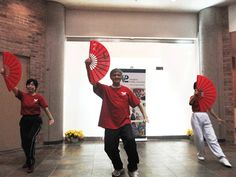 Asian Heritage Month Celebration -Tai Chi Demonstration