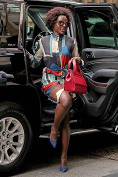 Lupita Nyong'o killing ittt.