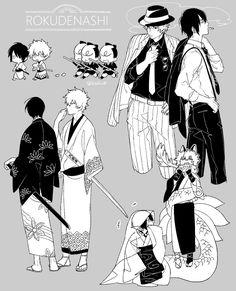 Manga Art, Manga Anime, Anime Art, Gintama Wallpaper, Wise Monkeys, Cute Anime Boy, Perfect World, Kageyama, Drawing Techniques