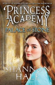 Princess Academy: Palace of Stone by Shannon Hale -sequel to a favorite, not quite as good as the 1st one, but still worth the read :)