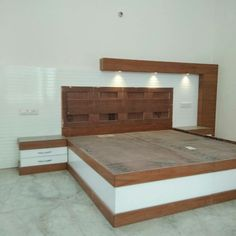 Bed Designs India Double Photos Wall Storage Bedroom Apartment Sets Cot Frame Md Rashidi Mohamad Bilik Tidur