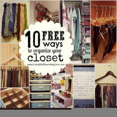 http://www.livingwellspendingless.com/2012/10/12/organize-your-bedroom-closet/