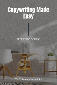 Welcome to my new free course for bloggers