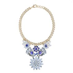 Lulu Frost for J.Crew 100-year necklace
