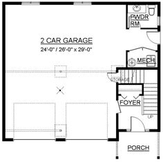 House Plan No.207060 House Plans by WestHomePlanners.com