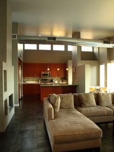 93 Best Ducts And Ceilings Exposed Images Future House