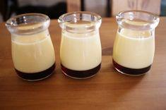 Glass Of Milk, Panna Cotta, Sweets, Ethnic Recipes, Food, Dulce De Leche, Gummi Candy, Candy, Essen