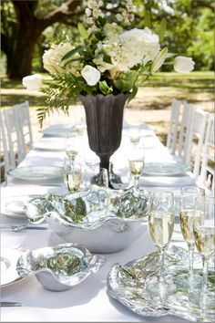 Beatriz Ball #wedding table