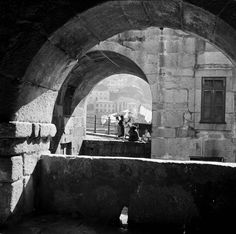 Artur Pastor Portugal, Vintage Photography, Street Photography, Lisbon, Portuguese, Old Photos, Black And White, 1950, Artwork