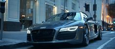 Fifty Shades of Grey - Who is Christian Grey? New AUDI commercial
