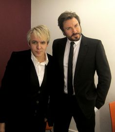 Nick Rhodes and <3 Simon Le Bon <3 (2011)