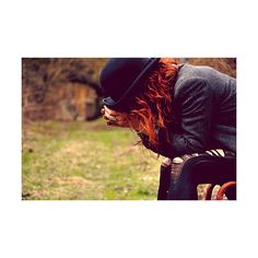 redhead ❤ liked on Polyvore featuring people, pictures, redheads, hair and photos