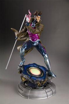Marvel Fine Art Statue 1/6 Gambit (X-Men Danger Room Sessions) - The Movie Store