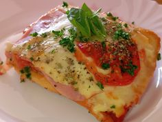Vegetable Pizza, Sandwiches, Toast, Vegetables, Cooking, Lasagna, Kitchen, Vegetable Recipes, Paninis