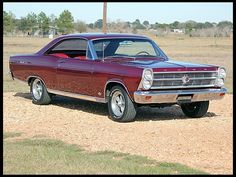 1966 Ford Fairlane - First family car ours was a four door. Good Looking Cars, Car Man Cave, Old Ford Trucks, Ford Lincoln Mercury, Ford Torino, Ford Classic Cars, Old Fords, Ford Fairlane, Ford Motor Company