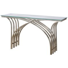 Uttermost Kassia Iron Console Table