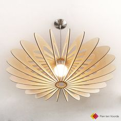 Lamp 78cm diameter by pientenvoorde on Etsy