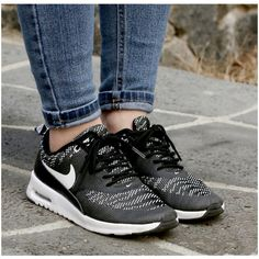 Nike Air Max Thea Jacquard Sneakers •Air Max Thea Jacquard sneakers.  •Women's 6.5, runs small would be best for a size 6.  •New in box, no lid.  •NO TRADES/PAYPAL/MERC/HOLDS/NONSENSE. Nike Shoes Sneakers