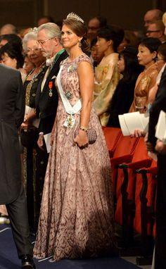 Victoria de Suecia 'eclipsa' a Sofía Hellqvist en su debut en los premios Nobel - Foto 6
