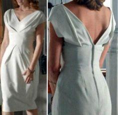 Bello vestido de Cristina Otegui en Velvet, primera temporada