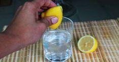 Pite citrónovú vodu namiesto liekov ak máte tieto problémy: obličkové kamene, zápaly